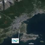 El CADIC se ubica a 5 minutos del Aeropuerto de la ciudad de Ushuaia