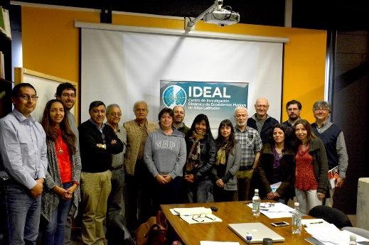 Representantes IDEAL y CCI_Fotografía_Gentileza Centro Ideal